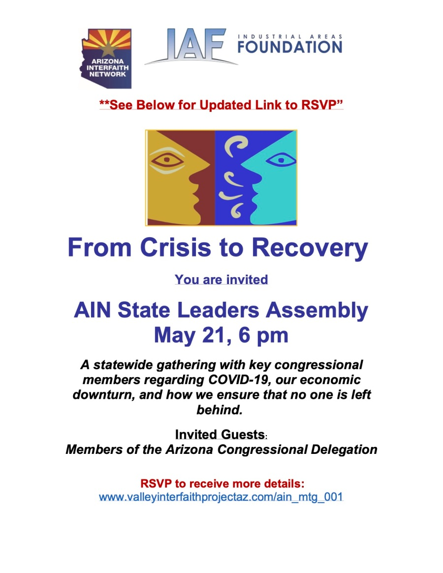 AIN State Leaders Assembly 05.21.2020 new link